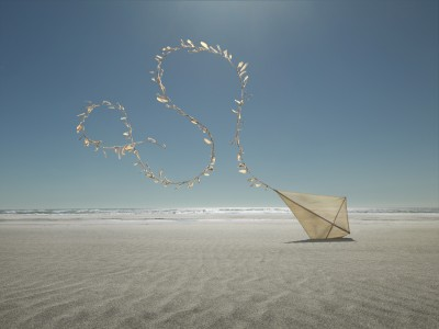 BEACH-Kite on Sand 33